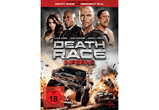 Death Race: Inferno - (DVD)