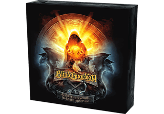 Blind Guardian A TRAVELER S GUIDE TO SPACE AND TIME Heavy Metal CD
