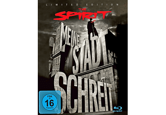 The Spirit (Steelbook Edition) [Blu-ray]