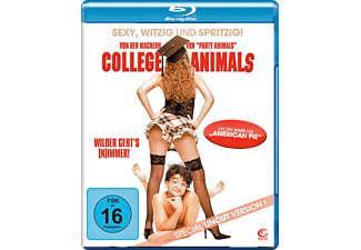 College Animals - Wilder geht's (n)immer! - Special Uncut Version [Blu-ray]