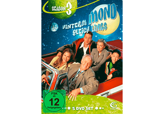 Hinterm Mond gleich links – Staffel 3 (SCANAVO-X-Tra-Box) [DVD]