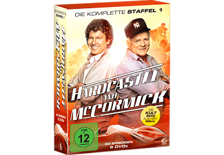 Hardcastle And McCormick - Staffel 1 [DVD]