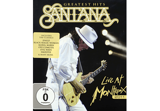 Carlos Santana - Greatest Hits-Live At Montreux 2011 [Blu-ray]