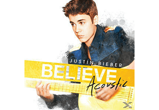 Justin Bieber - Believe Acoustic [CD]