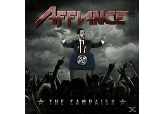 Affiance - The Campaign - (CD)