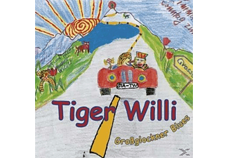Tiger Willi - Großglockner Blues - (CD)