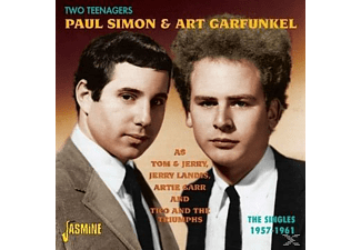 Paul Simon, Art Garfunkel - 2 Teenagers - (CD)