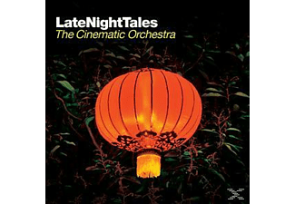 VARIOUS - Late Night Tales: The Cinemati [LP + Bonus-CD]