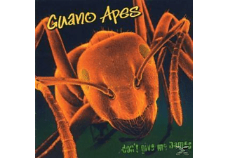 Guano Apes - Don't Give Me Names [CD EXTRA/Enhanced]