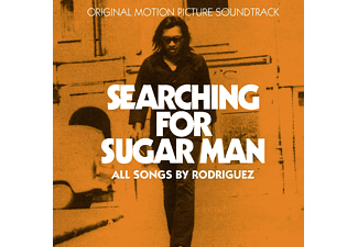 Rodriguez, Detroit Symphony - Searching For Sugar Man [CD]