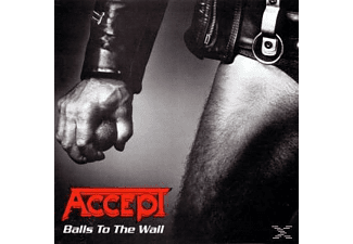 Accept - Balls To The Wall [CD]