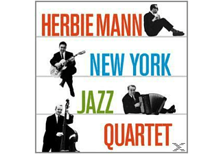 Herbie Mann - New York Jazz Quartet - (CD)