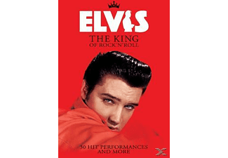 Elvis Presley - Elvis - King Of Rock 'n' Roll [DVD]