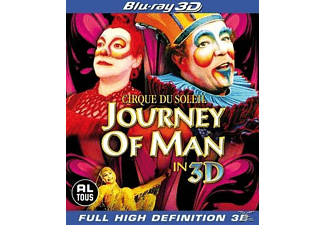 - Cirque Du Soleil: Journey of Man 3D | 3D Blu-ray