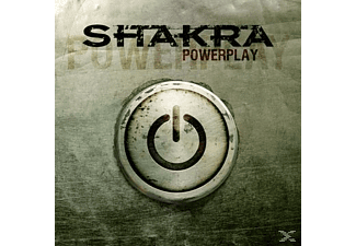 Shakra - Powerplay (Ltd.Digipak) - (CD)