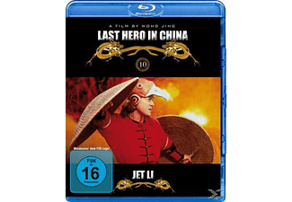 LAST HERO IN CHINA - (Blu-ray)