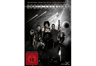 Space Soldiers - (DVD)