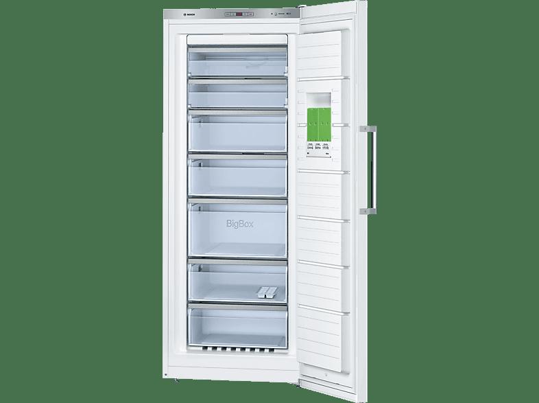 Kleiner Kühlschrank Mit Gefrierfach Saturn : Bosch gefrierschränke günstig kaufen bei mediamarkt