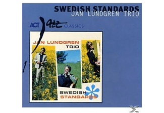 Jan Lundgren - Swedish Standards [CD]