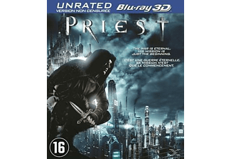 PRIEST 3D | Blu-ray