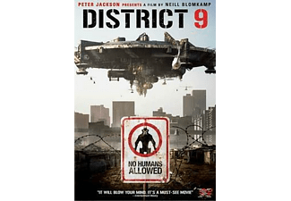 DISTRICT 9 | DVD