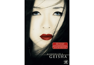 Memoirs Of A Geisha | DVD