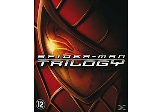 SPIDER-MAN TRILOGY | Blu-ray