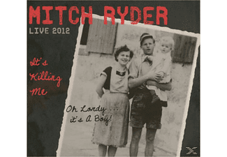 Mitch Ryder - It's Killing Me [CD]