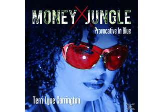 Terri Lyne Carrington - Money Jungle: Provocative In B - (CD)