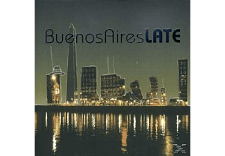 VARIOUS - Buenos Aires Late [CD]