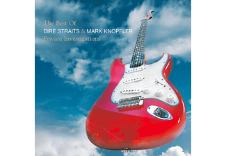 Dire Straits, Mark Knopfler - PRIVATE INVESTIGATIONS - BEST OF - (CD)