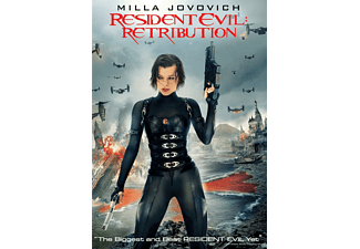 Resident Evil: Retribution | DVD