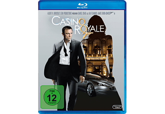 James Bond – Casino Royale Action Blu-ray