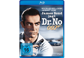 James Bond jagt Dr. No Action Blu-ray