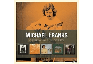 Michael Franks - ORIGINAL ALBUM SERIES [CD]