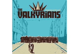 The Valkyrians - Punkrocksteady [CD]
