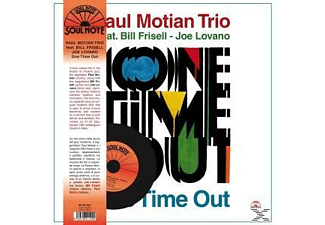 Paul Trio Motian - One Time Out - (LP + Bonus-CD)