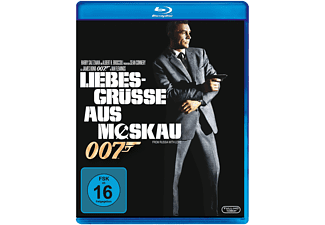 James Bond - Liebesgrüße aus Moskau Action Blu-ray