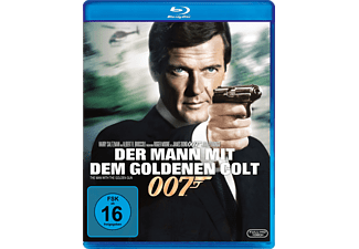James Bond - Der Mann mit dem goldenen Colt Action Blu-ray