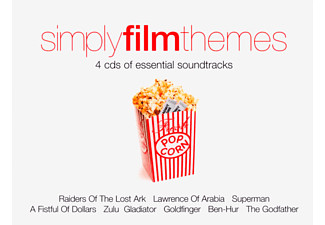 VARIOUS - Simply Film Themes - (CD)