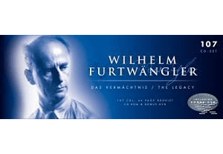 Wilhelm Furtwängler - The Legacy - (CD)