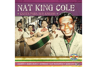 Nat King Cole - Canta Para Sus Amigos - (CD)