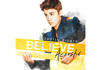 Justin Bieber BELIEVE ACOUSTIC Pop CD