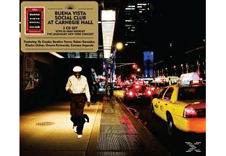 Buena Vista Social Club - At Carnegie Hall [CD]
