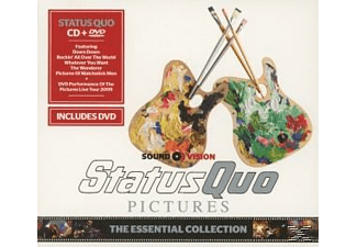Status Quo - Pictures (Cd+Dvd) [CD + DVD]