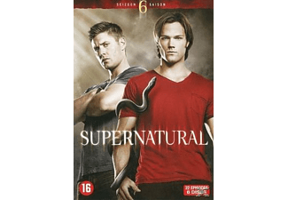 Supernatural - Seizoen 6 | DVD