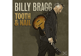 Billy Bragg - Tooth & Nail [CD]