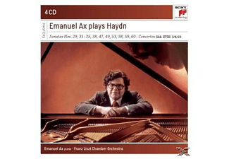 Emanuel Ax - Emanuel Ax Plays Haydn Sonatas And Concertos [CD]
