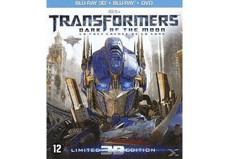 Transformers: Dark Of The Moon 3D | 3D Blu-ray