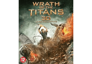 Wrath Of The Titans 3D | 3D Blu-ray